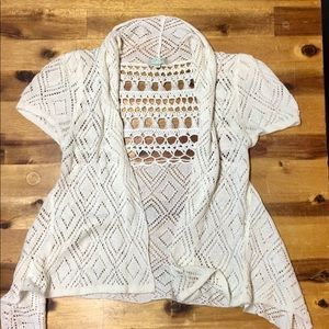 Beautiful Sweater Cardigan Size S/M